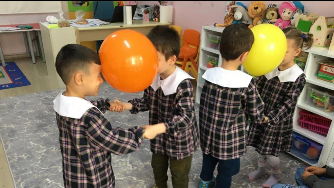 Balon Tasima Oyunu Okul Oncesi B Subesi Istanbul Ticaret Odasi