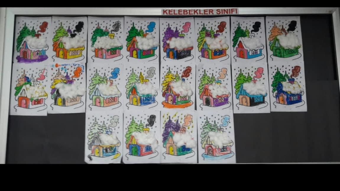 Okul Oncesi C Subesi Pamuk Yardimi Ile Kis Etkinligi Istanbul